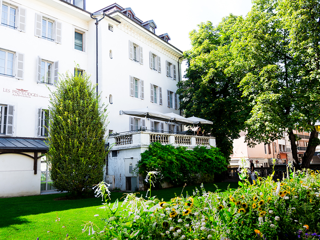 Appart h tel annecy location courte dur e en h tel for Appart hotel annecy