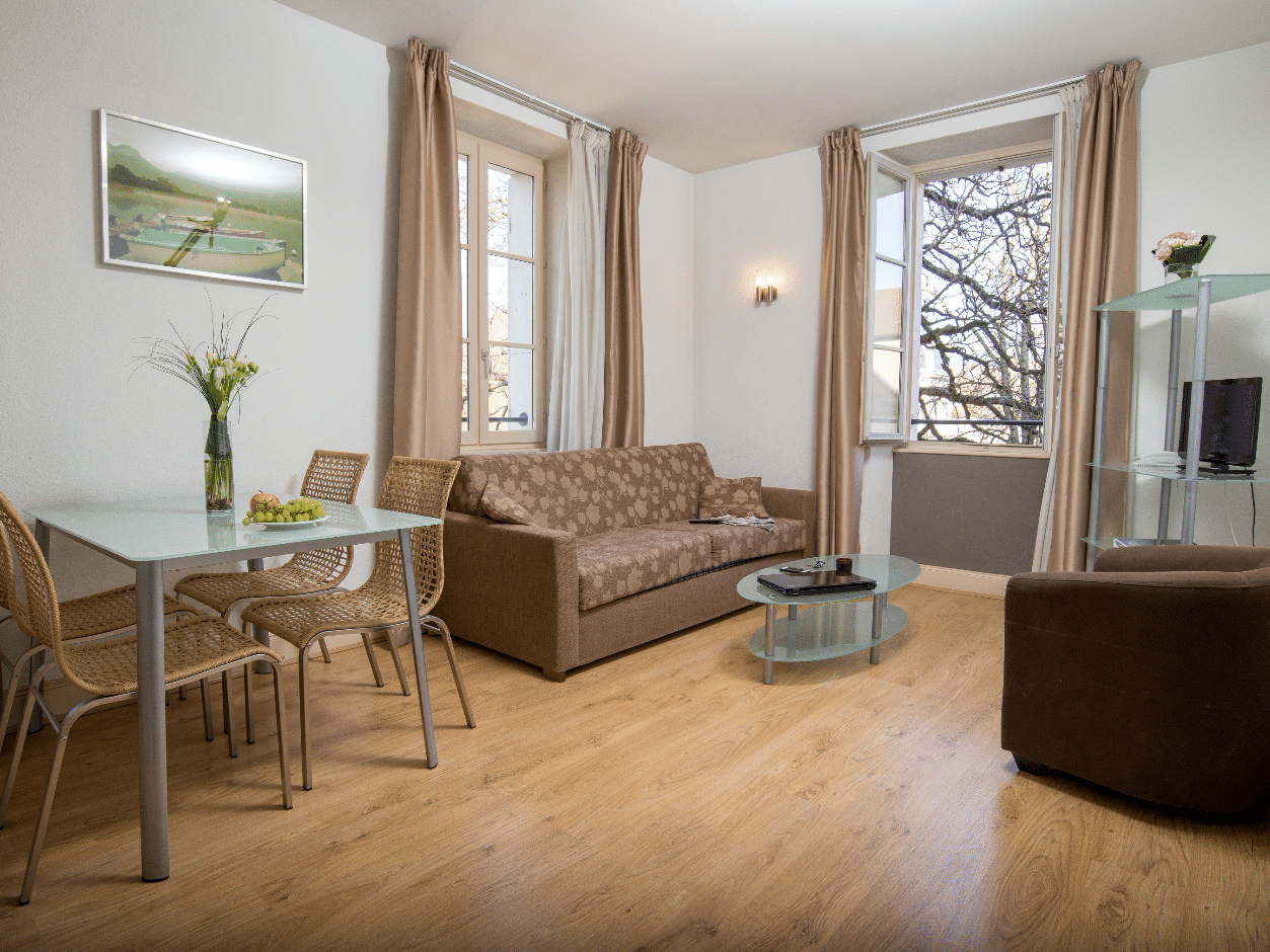Two-roomed apartments Privilodges Annecy