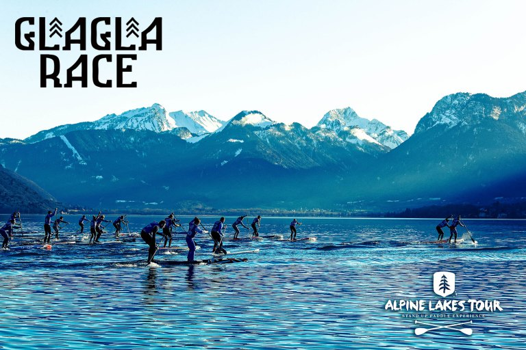 THE ANNECY GLAGLA RACE