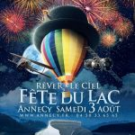 Fête du lac d'Annecy 2019