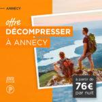 Décompresser à Annecy